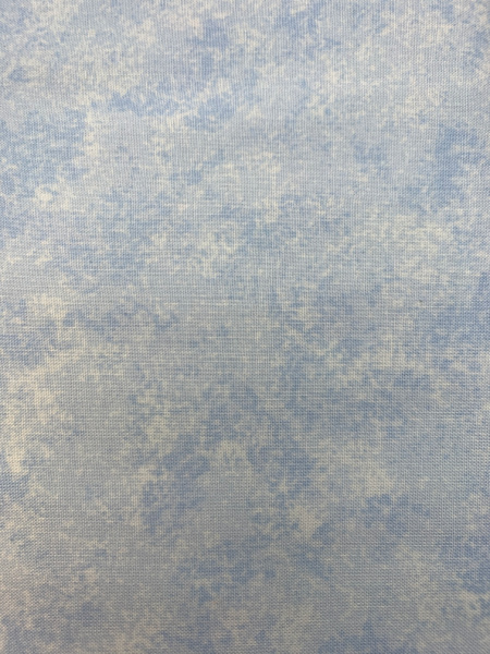 Spraytime Pale Sky Quilting Fabric from Makower