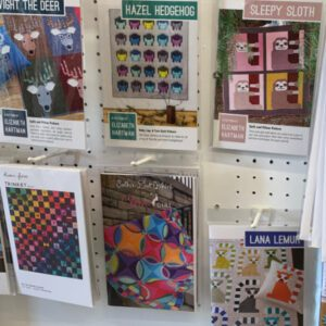 Patchwork and Quilting Patterns and Kits