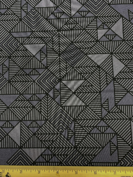 Range in Shadow from Stealth Quilting Fabric by Libs Elliott for Andover Fabrics