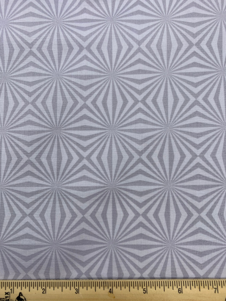 Rays in Fog from the Stealth collection quilting fabric