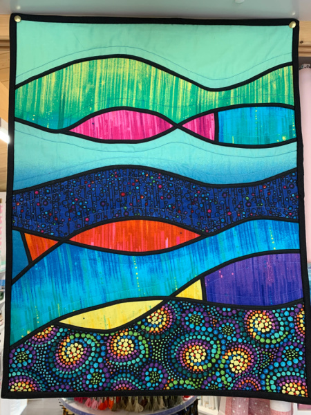 Stained Glass Fish Day Workshop