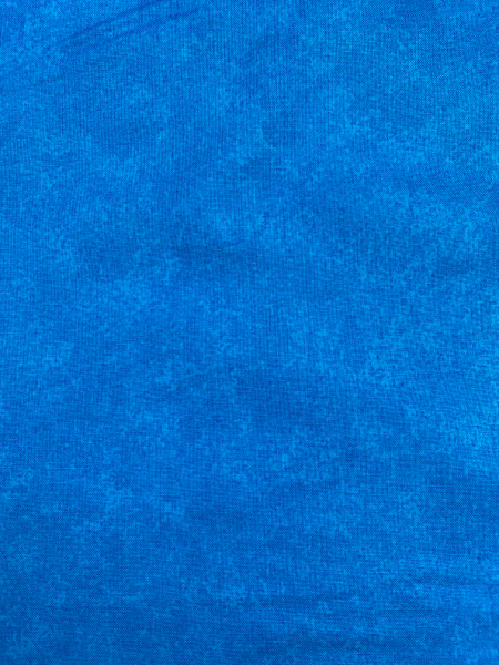 Spraytime Turquoise Quilting Fabric from Makower