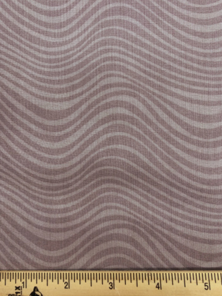 Waves in Khaki from the Stealth collection quilting fabric