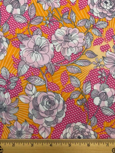 Caravan Dreams 2 by Josephine Kimberling for Blend Fabrics