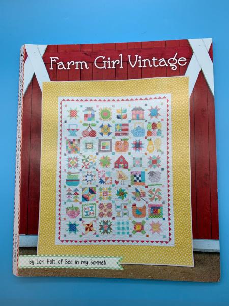 Farm Girl Vintage by Lori Holt of Bee in my Bonnet
