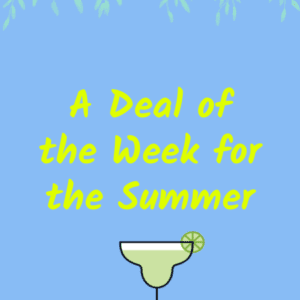 A Deal of the Week