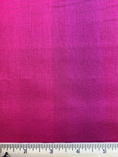 Red Ombre Quilting Fabric