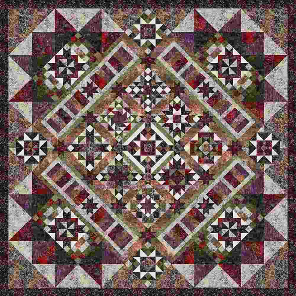 Quilt by Wing and a Prayer Design